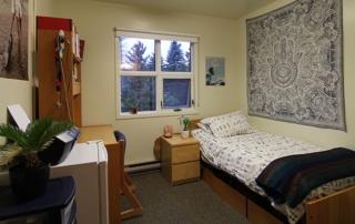 University Residence Room